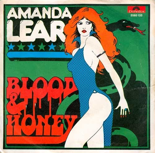 Amanda Lear - Blood and Honey