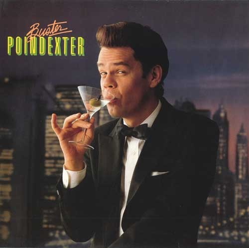 Buster Poindexter ‎– Buster Poindexter