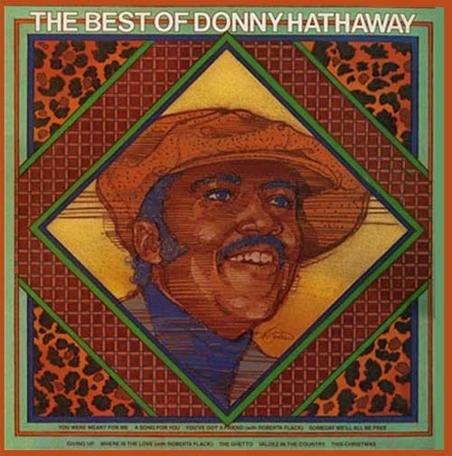 Donny Hathaway ‎– The Best Of Donny Hathaway