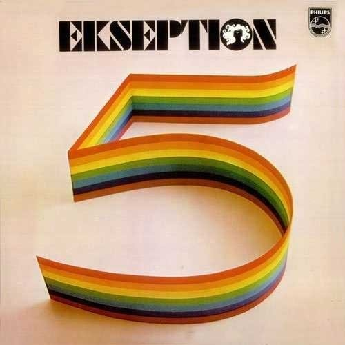 Ekseption ‎– 5