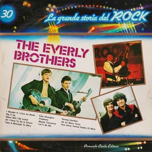 The Everly Brothers – La Grande Storia Del Rock 30