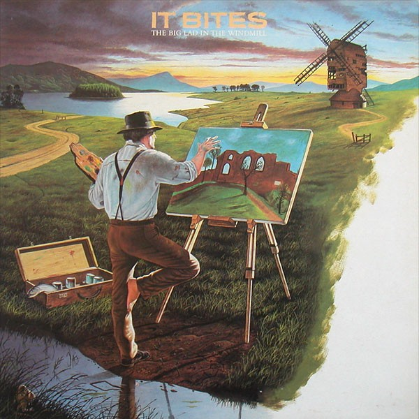 IT Bites - The Big Lad in the Windmill