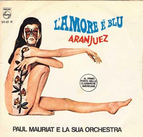 Paul Mauriat e la sua Orchestra - L'amore è blu
