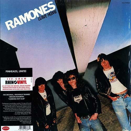 Ramones ‎– Leave Home (RE - NUOVO)