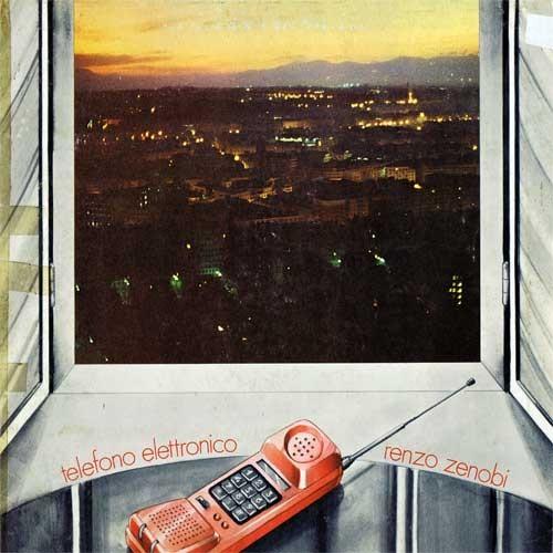 Renzo Zenobi – Telefono Elettronico