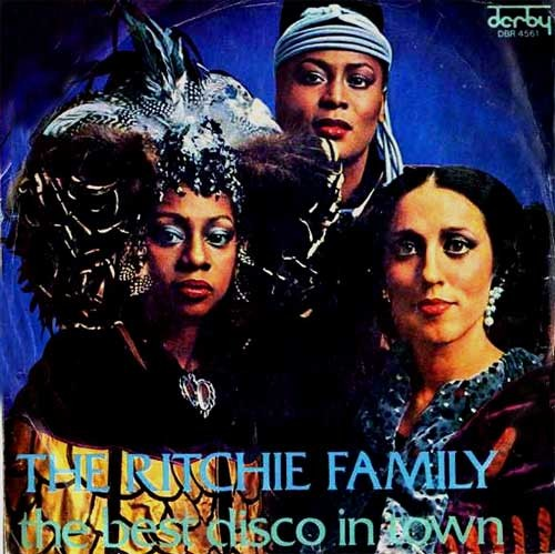 Ritchie Family - The best Disco in Town