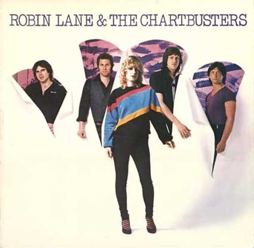 Robin Lane and The Chartbusters ‎– Robin Lane and The Chartbusters