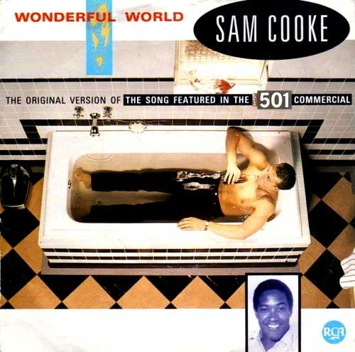 Sam Cooke – Wonderful World