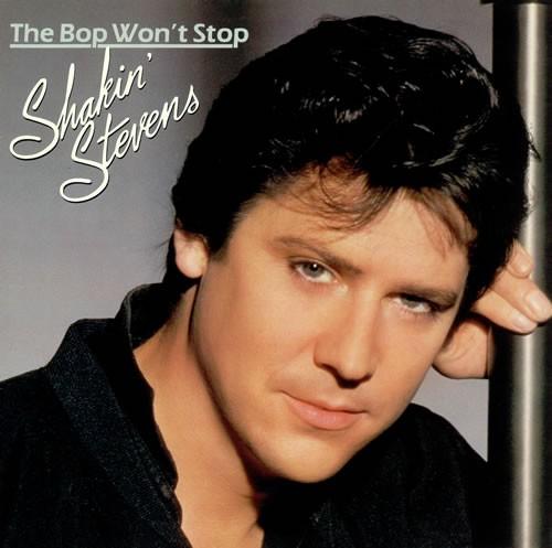 Shakin' Stevens - The Bop won't Stop