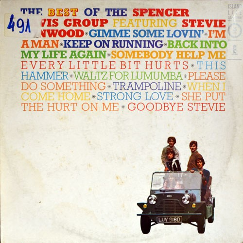 Spencer Davis Group - The Best of the Spencer Davis Group (RE)