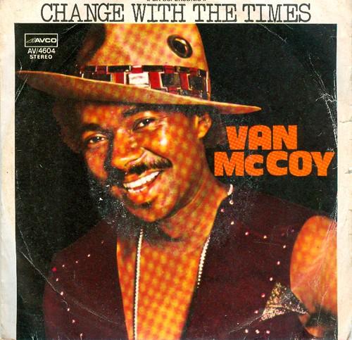 Van McCoy - Change with times