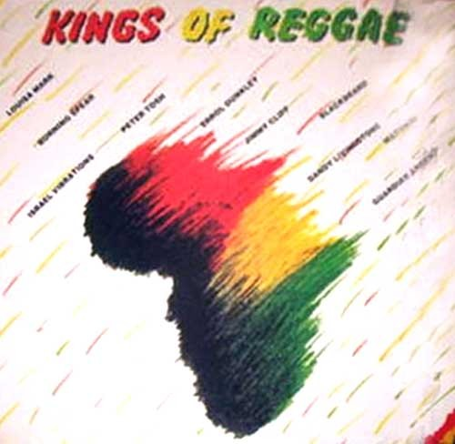 Vari ‎– Kings Of Reggae