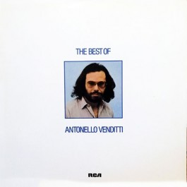 Antonello Venditti ‎– The Best Of Antonello Venditti