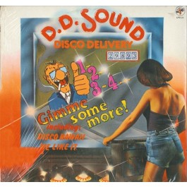 D.D. Sound ‎– 1-2-3-4… Gimme Some More!