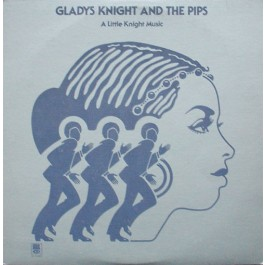 Gladys Knight And The Pips ‎– A Little Knight Music
