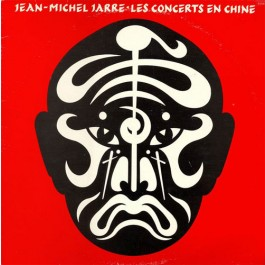 Jean-Michel Jarre ‎– The Concerts In China (2LP)