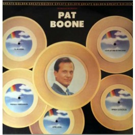 Pat Boone ‎– Golden Greats
