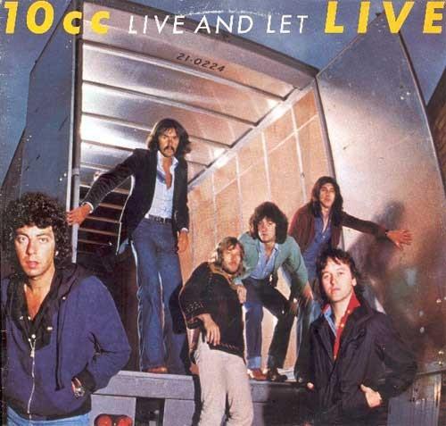 10cc – Live And Let Live (2 LP)
