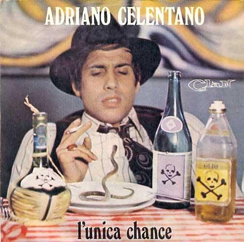Adriano Celentano – L'Unica Chance