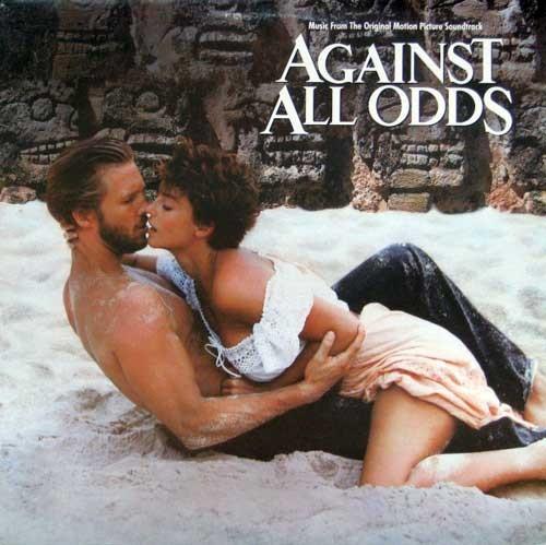 Vari - Against all odds - Colonna Sonora Originale