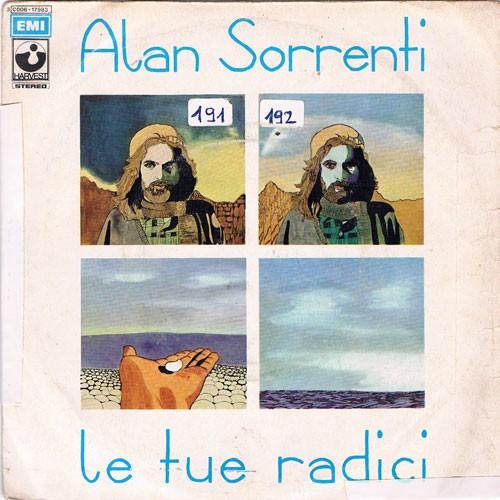 Alan Sorrenti – Le Tue Radici
