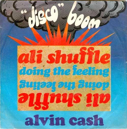 Alvin Cash - Ali Shuffle