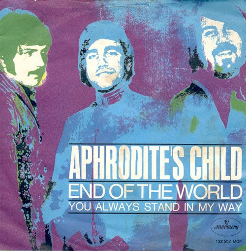 Aphrodite's Child ‎– End Of The World
