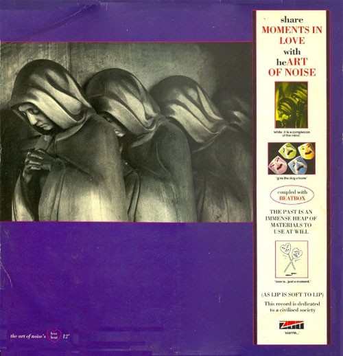 Art Of Noise – Moments In Love