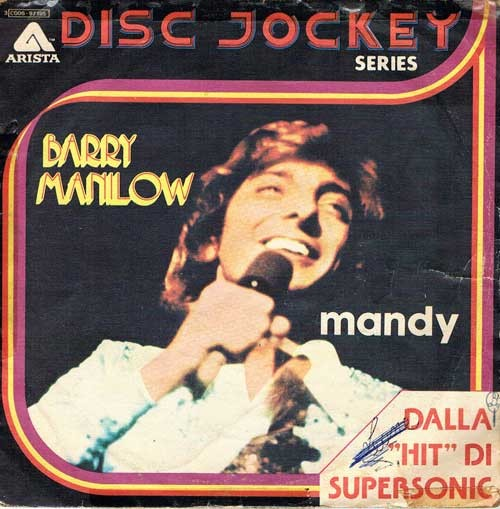 Barry Manilow ‎– Mandy