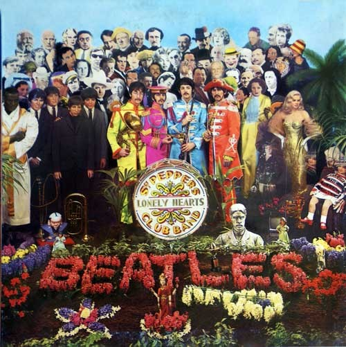 Beatles - Sgt. Peppers Lonely Hearts Club Band (RE)