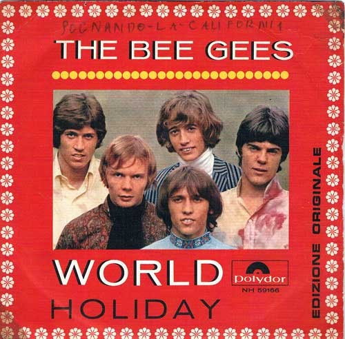 Bee Gees - World