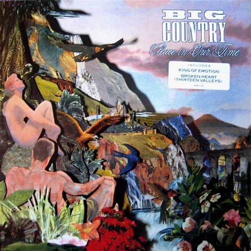 Big Country – Peace In Our Time