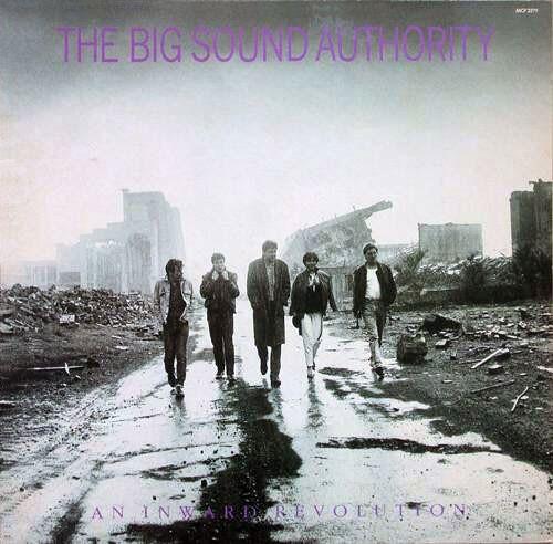 Big Sound Authority – An Inward Revolution