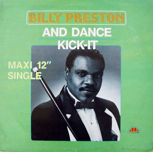 Billy Preston ‎– And Dance