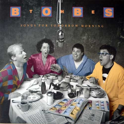 Bobs ‎– Songs For Tomorrow Morning