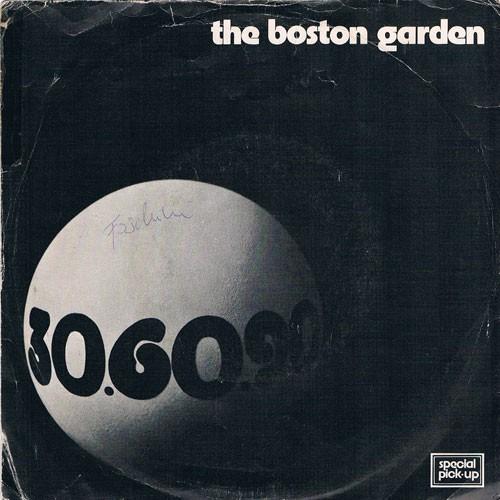 The Boston Garden – 30.60.90