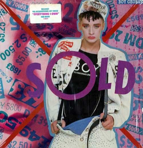 Boy George ‎– Sold