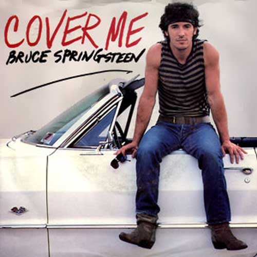 Bruce Springsteen ‎– Cover Me