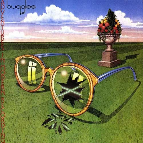 Buggles ‎– Adventures In Modern Recording