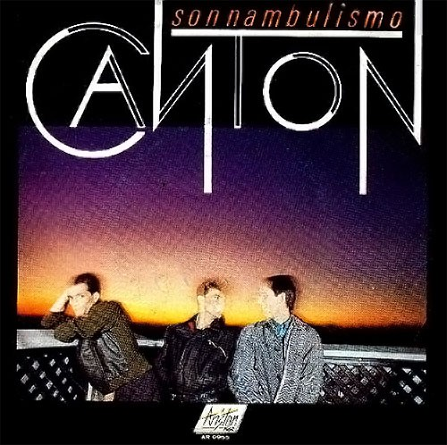 Canton - Sonnambulismo
