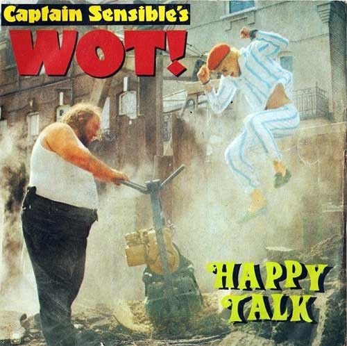 Captain Sensible ‎– Wot!