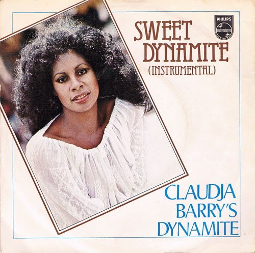 Claudja Barry ‎– Sweet Dynamite