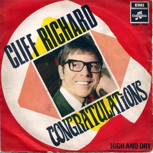 Cliff Richard – Congratulations