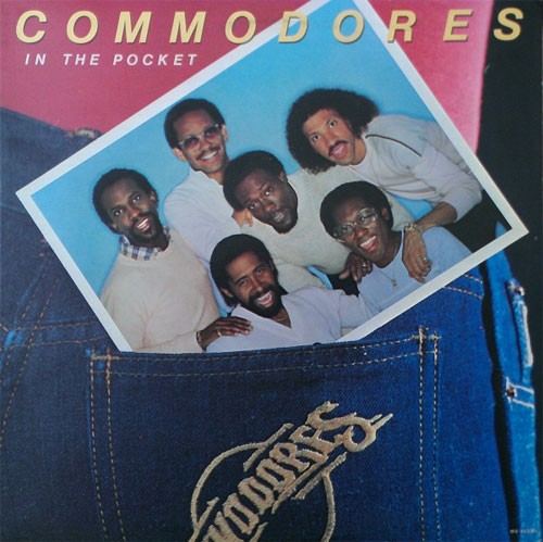 Commodores – In The Pocket