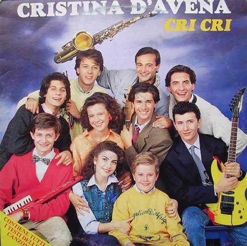 Cristina D'Avena – Cri Cri