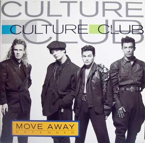 Culture Club – Move Away (Extended)