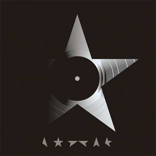 David Bowie - Blackstar (NUOVO)