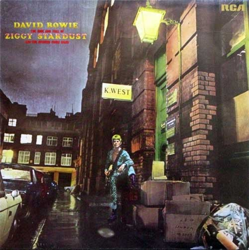 David Bowie – The Rise And Fall Of Ziggy Stardust And The Spiders From Mars (RE - NUOVO)