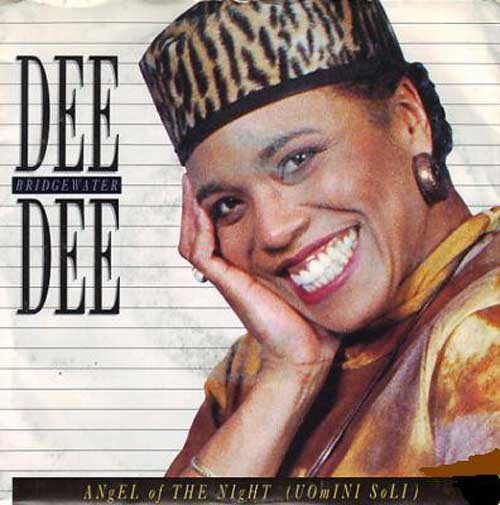 Dee Dee Bridgewater ‎– Angel Of The Night (Uomini Soli)