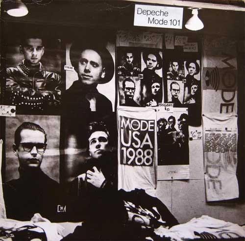 Depeche Mode – 101 (2 LP)
